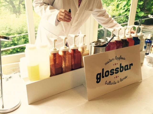 Bar à gloss