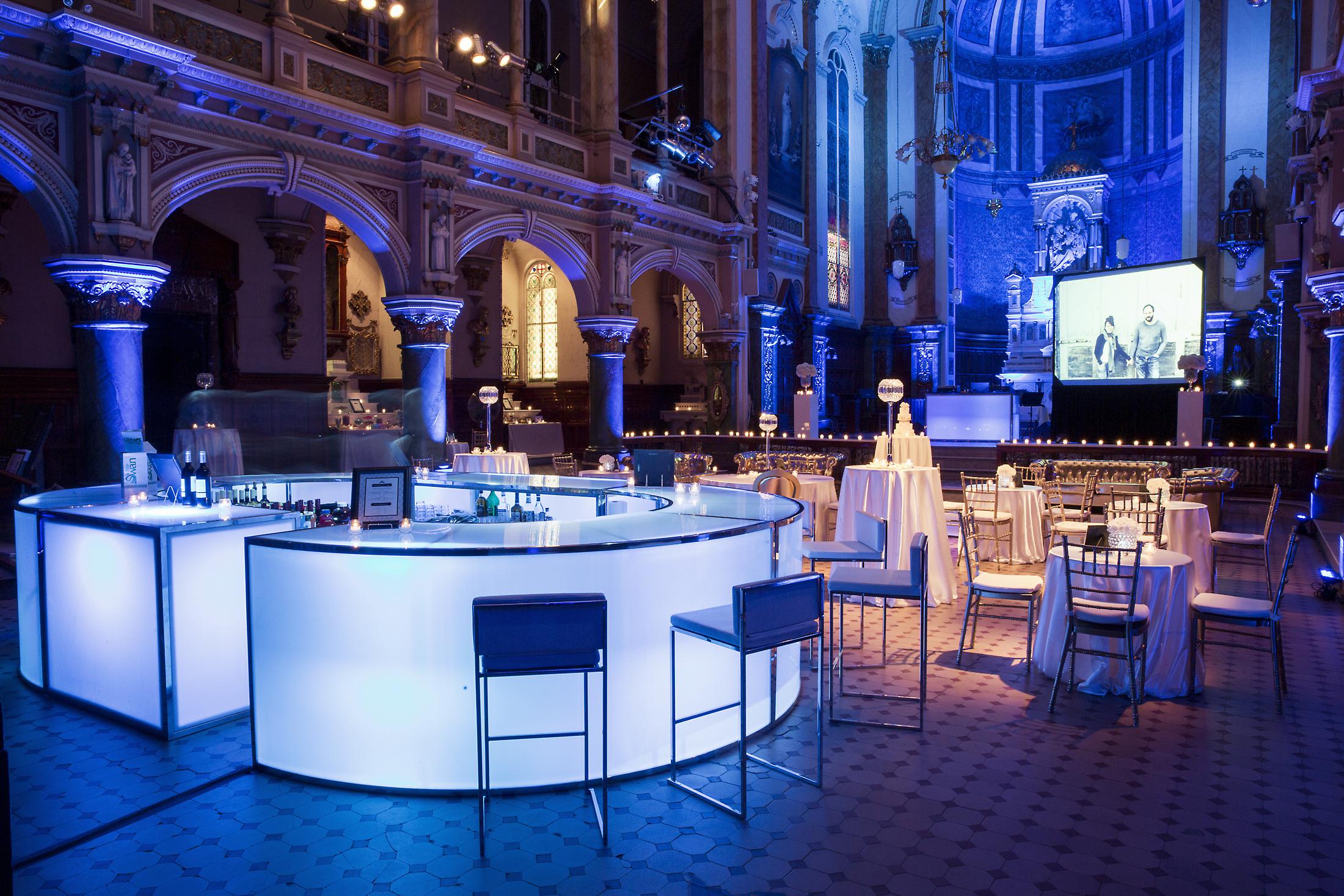 mariage cocktail dnatoire au muse de lamrique francophone - Cocktail Dinatoire Mariage