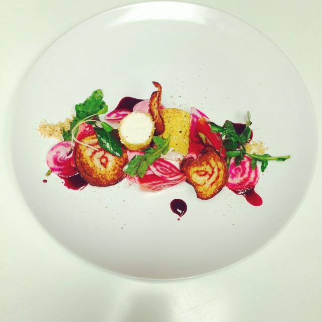 salade de betterave en 3 façons