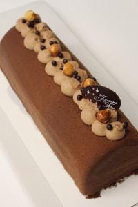 Bûche 2G - LA POIRE WILLIAMS