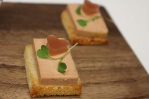 Douceur foie gras St-Valentin