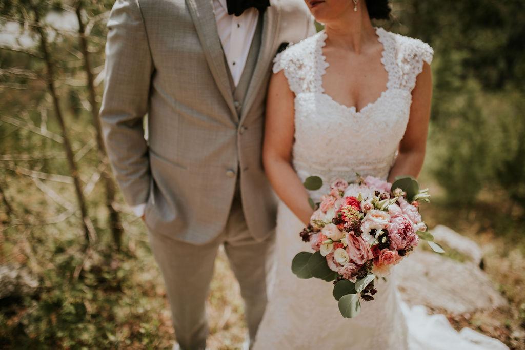 Mariage en Estrie