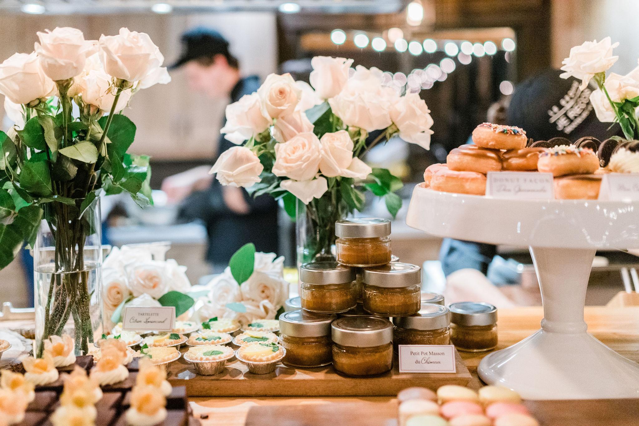 Bar à gourmandises pour votre mariage