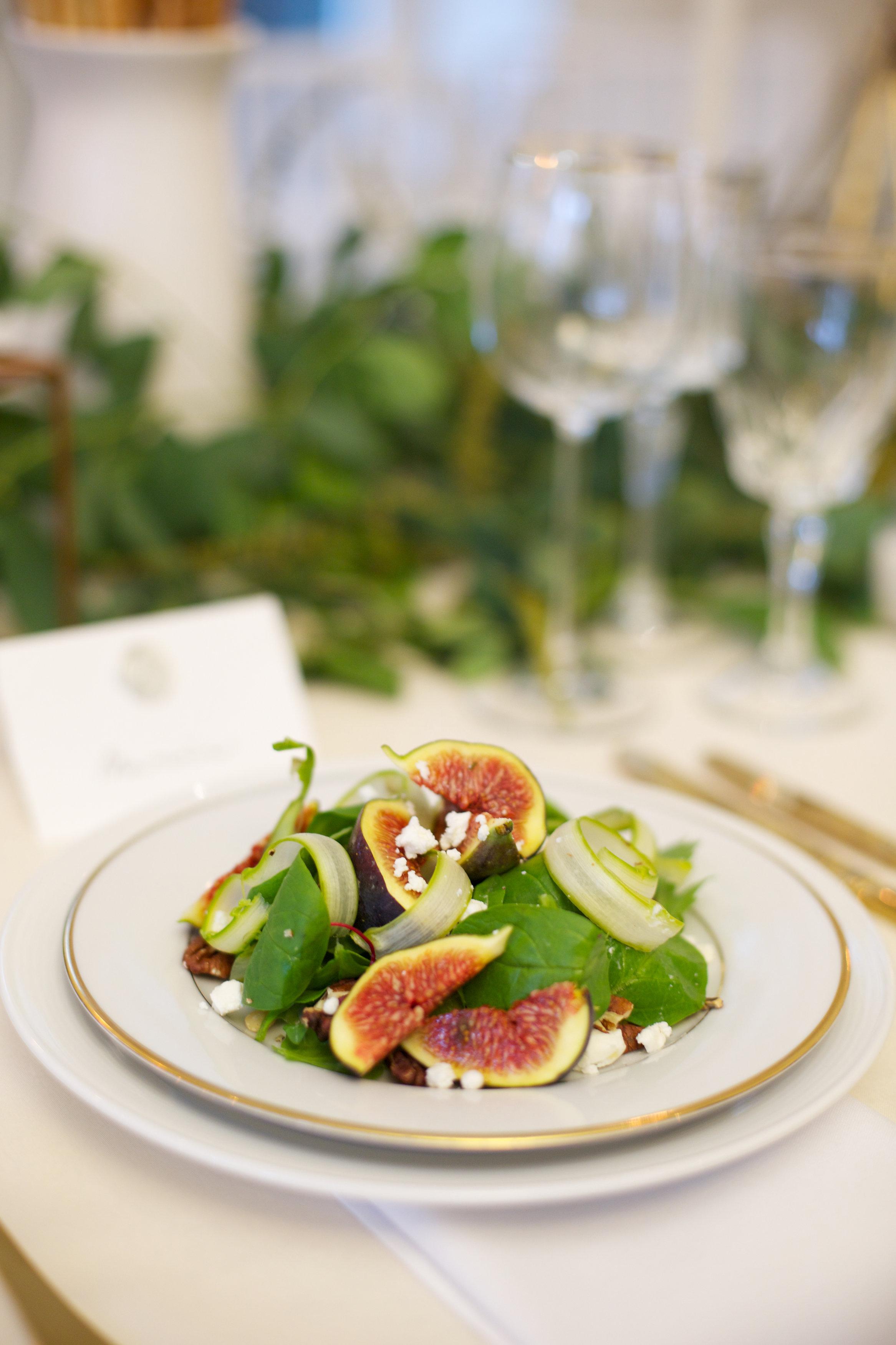 Salade repas haute en saveurs
